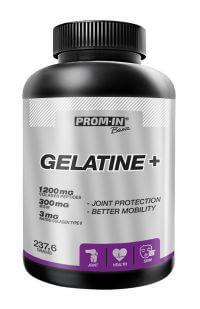 Gelatine + -  360 kaps.