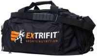 Extrifit Sportovní taška černá Šedá