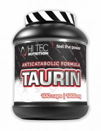 HiTec Nutrition Taurin 1000 100 tablet