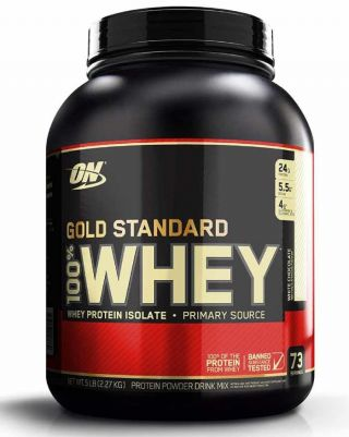 Optimum Nutrition 100% Whey Gold Standard 2270g