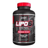 Lipo 6 Black 120 kapslí