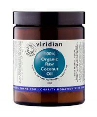 100% Organický kokosový olej 500g