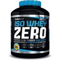 BiotechUSA Iso Whey Zero 2270g