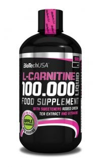 BiotechUSA L-Carnitine 100000 500ml