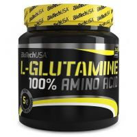 BiotechUSA 100% Glutamine 500g