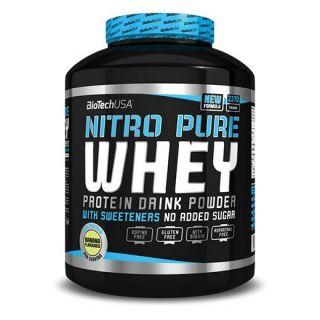 Biotech USA Nitro Pure Whey 908g