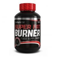 BiotechUSA Super Fat Burner 120 tablet
