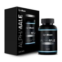 GymBeam AlphaMale TestoBooster 120 tablet