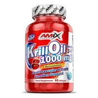 Amix Krill Oil 60 kapslí