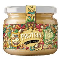 Lifelike Protein Cashew Coconut & White Chocolate 300g