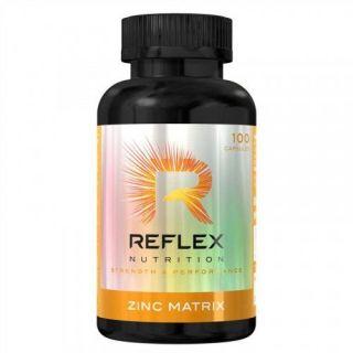 Reflex Nutrition Zinc Matrix 100 kapslí