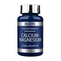 Scitec Nutrition Calcium Magnesium 100 tablet