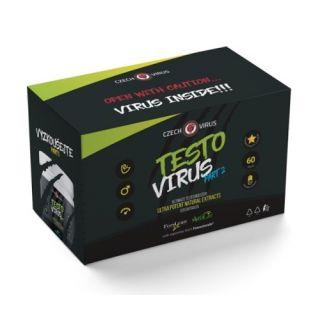 Czech Virus Testo Virus Part 2 120 kapslí