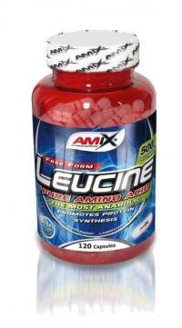 Amix L-Leucin Pure 120 kapslí