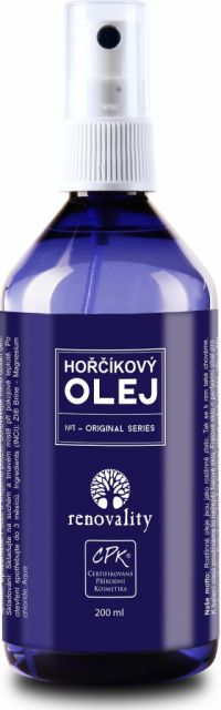 Hořčíkový olej 200ml