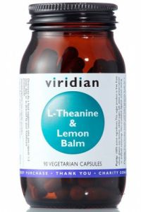 Viridian L-Theanine and Lemon Balm