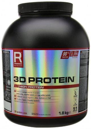 Reflex Nutrition 3D Protein 1800 g