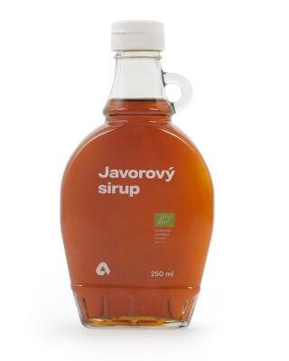 Aktin Javorový sirup BIO 250 ml