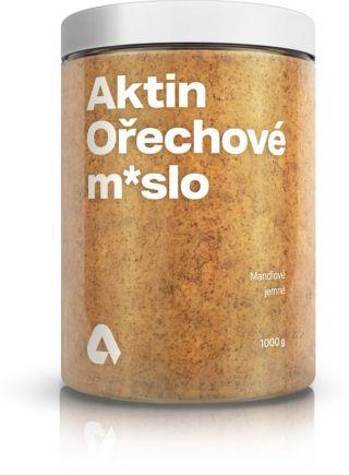 Aktin Mandlové máslo jemné mandle 1000 g