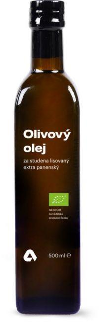 Aktin Olivový olej extra panenský BIO 500 ml