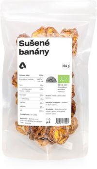 Sušené banány BIO 150 g
