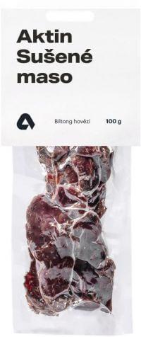 Aktin Sušené hovězí maso biltong original 100 g