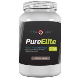 Czech Virus Pure Elite CFM 1000 g čokoláda