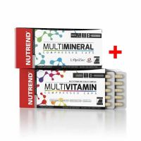 Multimineral + Multivitamin - 60 kapslí + 60 kapslí