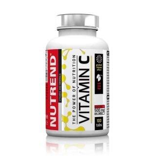 Nutrend Vitamin C se šípkem 100 tablet