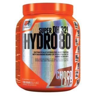 Extrifit Hydro 80 Super DH32 1000 g čokoláda