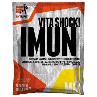 Extrifit Imun Vita Shock! 5 g citron