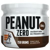 Peanut Zero 250 g čokoláda