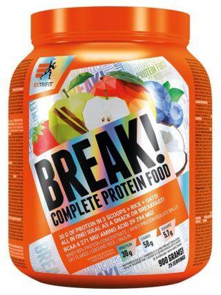 Extrifit Protein Break! vanilka 900 g