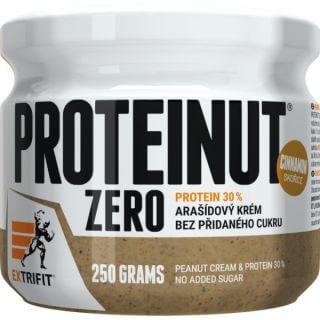 Extrifit Proteinut Zero 250 g slaný karamel