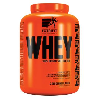 Extrifit 100% Instant Whey Protein 80 2000 g