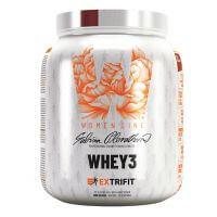 PROTEIN  Whey 3 2000g  + šťavnatá tyčinka ZDARMA Varianta: milk chocolate + DÁREK ZDARMA