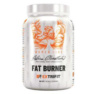 Extrifit Fat Burner 100 kapslí