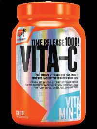 Vita C 1000 mg Time Release 100 kps