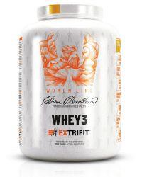 Whey3 - Extrifit 1000 g Vanilka+Mandľa
