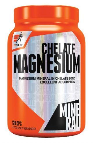 Magnesium chelát - Extrifit 120 kaps.