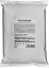 WPC 80 Natural 1000 g 1000g Natural
