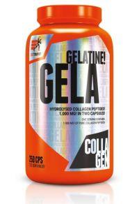 Gela Gelatine Hydrolysed -  250 kaps.