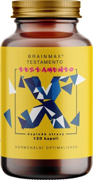 BrainMax Testamento 120 tablet