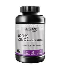100% Zinc Bisglycinate -  120 kaps.
