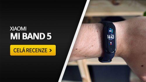 Xiaomi Mi Band 5 [recenze]: Vše, co potřebuješ vědět!