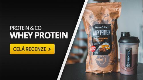 Protein&Co [recenze]: Nekorunovaný král proteinů?