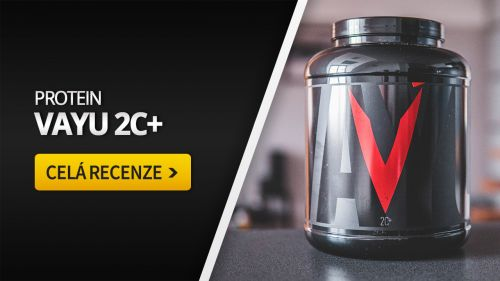 Vayu 2C+ [recenze]: Kvalitní protein z Neměcka?